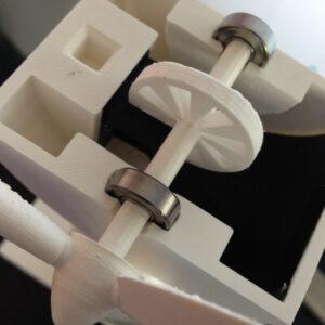 Von der Idee, über den 3D-Druck bis zum fertigen Produkt.