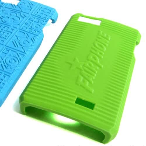 3D Druck Handhüllen für Fairphone