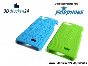 3Ddrucken24 produziert offiziell für Fairphone