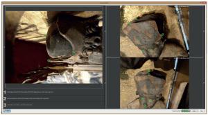 ManuellesTracken für 3D Scan
