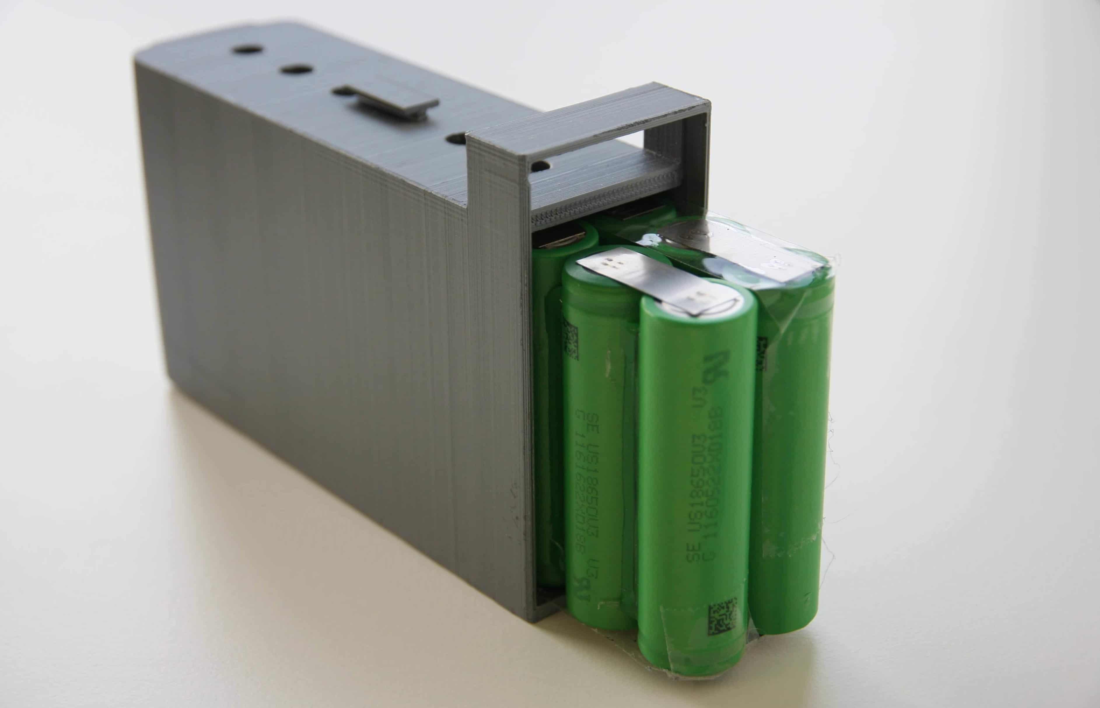 Batteriegehäuse