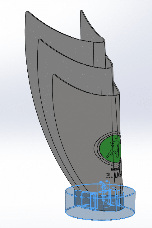 CAD-Kontruktion in Solidworks