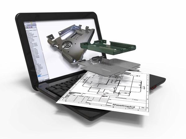 Konstruktion und Entwicklung bei 3Ddrucken24